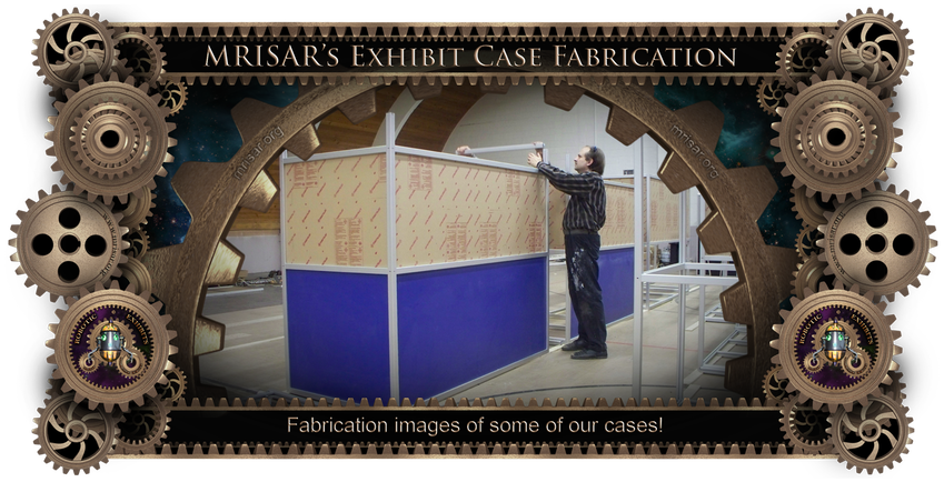 MRISAR's Exhibit Case Fabrication Images