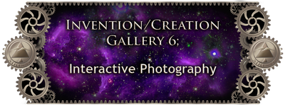 MRISAR's Invention & Creation Gallery 6;   Interactive Photography