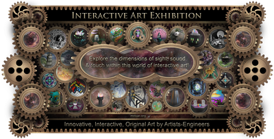 MRISAR's Interactive Art Exhibition