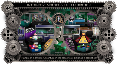 MRISAR's Interactive Science & Tech Exhibition