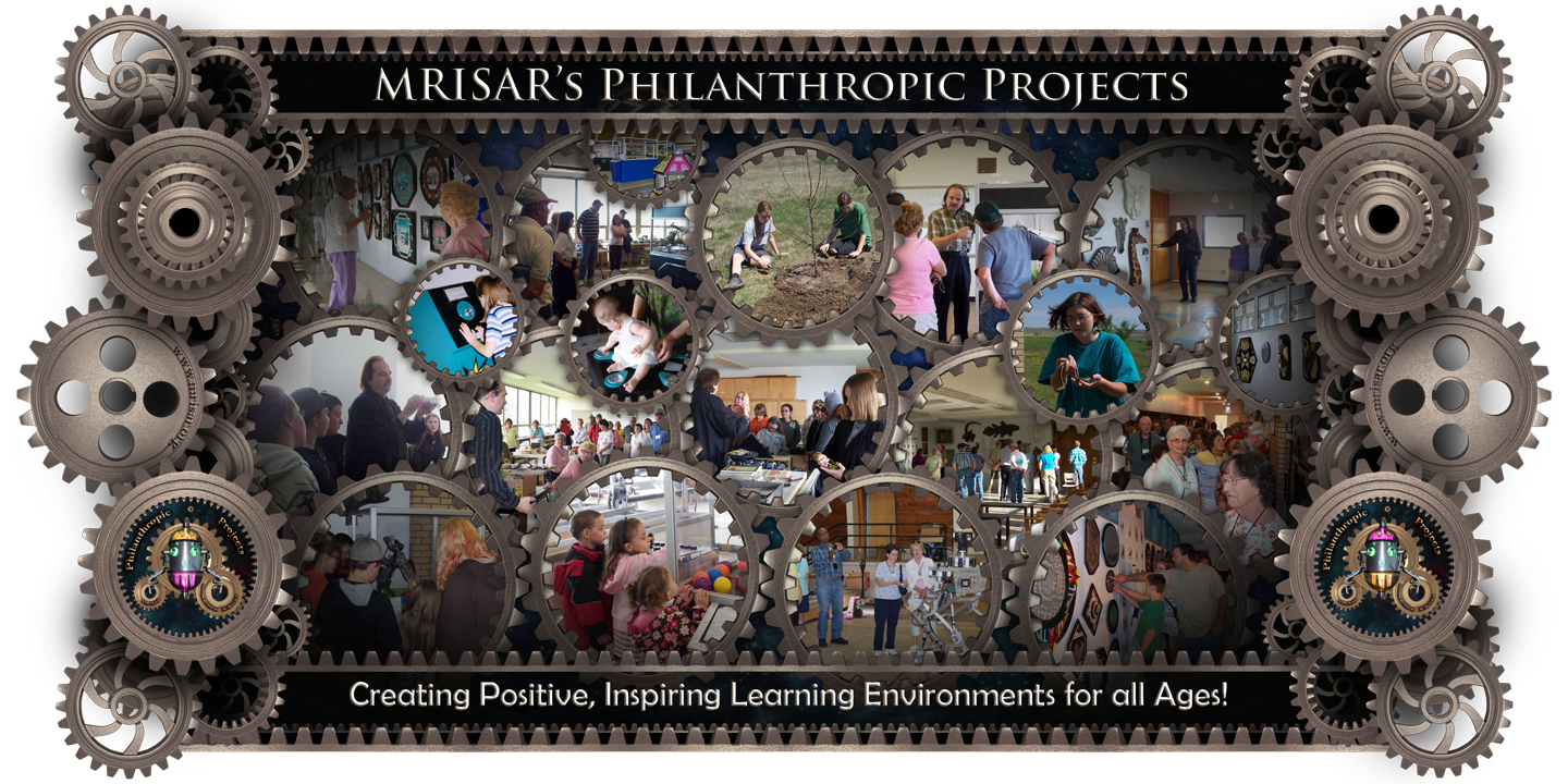 MRISAR's Philanthropic Center Projects