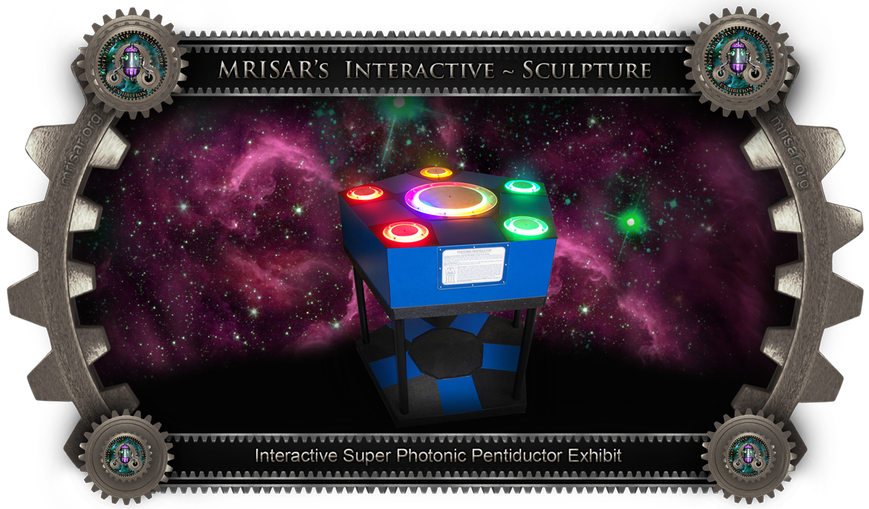 MRISAR's Interactive Super Pentiductor Exhibit​
